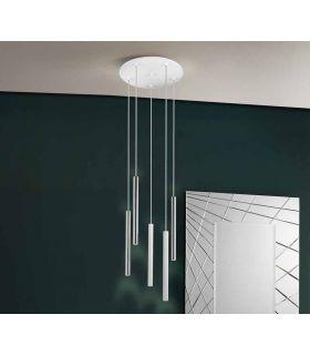 Acheter en ligne LAMPE·VARAS·CHROME/BLANC 5L