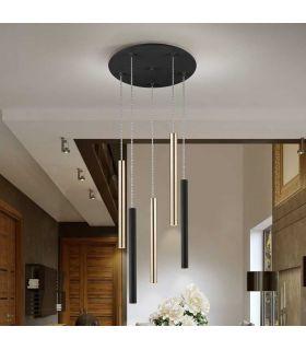 Acheter en ligne LAMPE·VARAS·OR/NOIR 5L