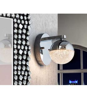 Acheter en ligne APPLIQUE 1L LED ·SPHERE· Ø12