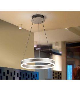 Acheter en ligne LAMPE LED ·HELIA· ARGENT 50Ø