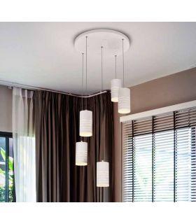 Acheter en ligne LAMPE 5L·VIKA· BLANC