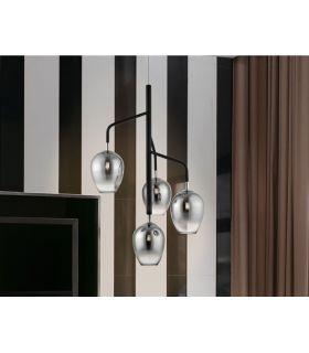 Acheter en ligne LAMPE 4L·IZAR·NOIR/CHROME
