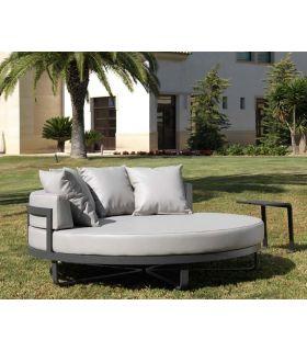 Acheter en ligne Canapé Daybed pour terrasse et jardin : Collection LAGOS