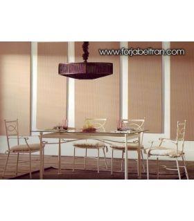Acheter en ligne Tables en fer forgé: modèle CÔNE.