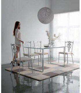 Acheter en ligne Tables en Fer : Collection BAYONA