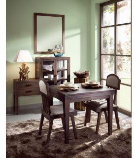 Acheter en ligne Tables Carrées Extensibles : Collection SPARTAN