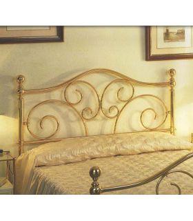 Acheter en ligne Tête de lit de style romantique: Modèle PAU
