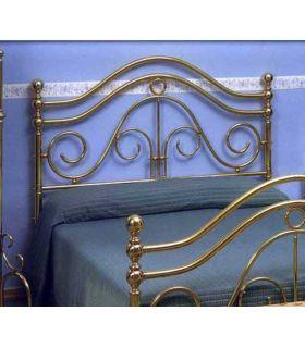 Acheter en ligne Tête de lit en laiton: Modèle TROVES