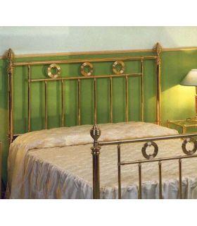 Acheter en ligne Tête de lit en laiton : Modèle ALLIER