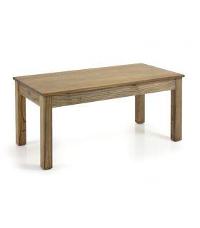 Acheter en ligne Tables à Manger extensible en Bois de Style Colonial : Collection MERAPI Extensible