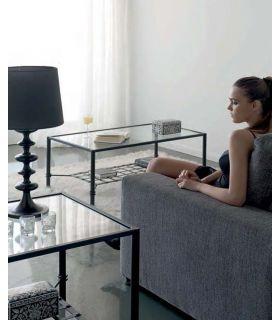 Acheter en ligne Tables basses ou d'appoint en fer forgé: modèle MARSEILLE.