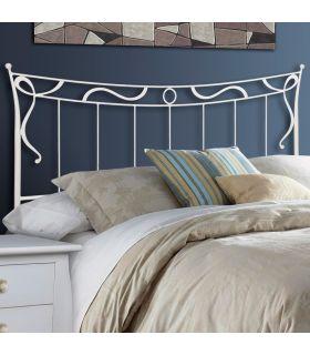 Acheter en ligne Têtes de lit en fer forgé: modèle NICE.