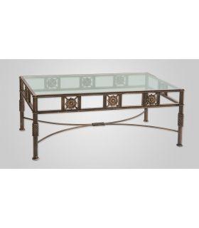 Acheter en ligne Tables basses ou d'appoint en fer forgé: modèle CHICAGO-NEW YORK I.