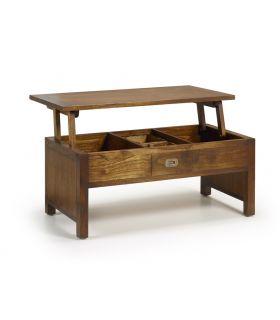 Acheter en ligne Tables Basses Relevables en Bois : Collection STAR
