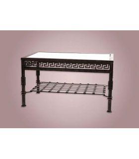 Acheter en ligne Tables basses ou d'appoint en fer forgé: modèle DAKOTA.