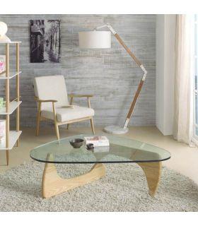 Acheter en ligne Tables Basses de Style Nordique : Modèle ESSE Bois