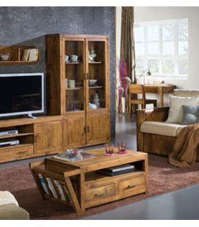 Acheter en ligne Tables Basses avec Porte-revues : Collection STUDIO