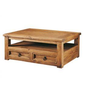 Acheter en ligne Tables Basses en Bois : Collection ARABIC
