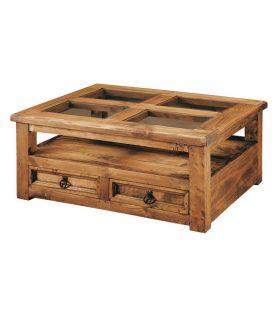 Acheter en ligne Tables Basses avec Verre : Collection ARABIC