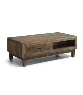 Acheter en ligne Tables Basses de Style Colonial : Collection SINDORO