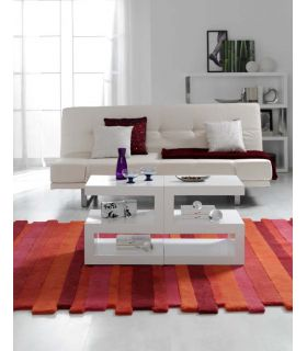 Acheter en ligne Table basse : Collection ZETA DOBLE