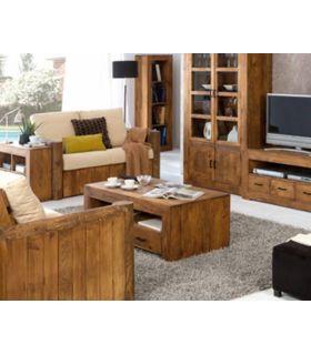 Acheter en ligne Tables Basses en Bois : Collection ZOOM