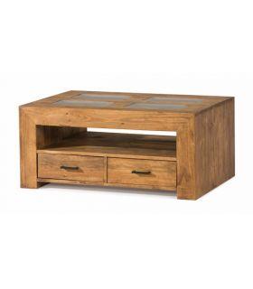 Acheter en ligne Tables Basses : Collection ZOOM Verre