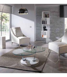 Acheter en ligne Table basse moderne : Modèle DUPLA