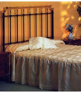 Acheter en ligne Têtes de lit en Laiton et Forge: Modèle PIERRY