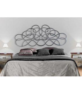 Acheter en ligne Têtes de lit-Murales: modèle LIO.