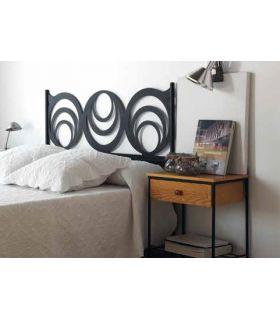 Acheter en ligne Têtes de lit en Métal : Modèle AGONGES