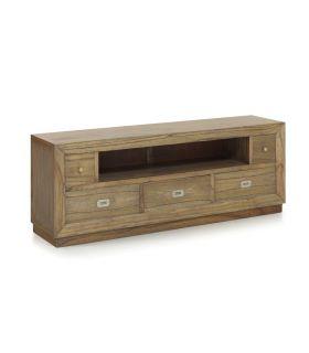Acheter en ligne Tables TV de Style Colonial : Modèle MERAPI