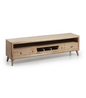 Acheter en ligne Tables TV en Bois : Collection BROMO Grand