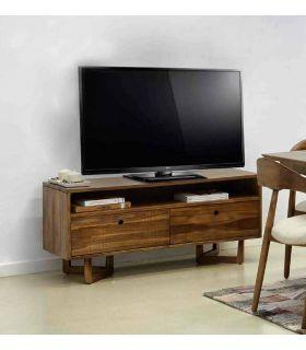 Acheter en ligne Meubles TV en Bois : Collection CALVIN