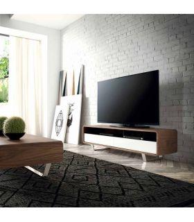 Acheter en ligne Table de TV en bois : Modèle KEVIN