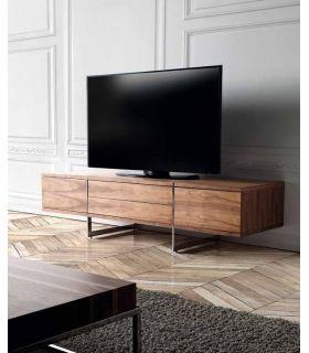 Acheter en ligne Tables TV de Design en Bois : Modèle FINLANDIA