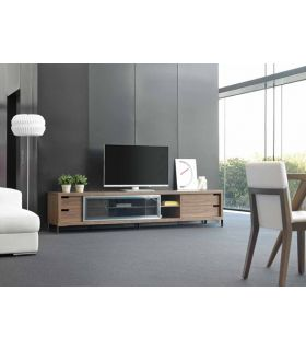 Acheter en ligne Tables TV en Bois : Modèle HELSINKI