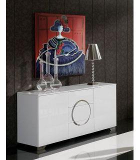 Acheter en ligne Meubles Buffet Modernes de Design : Collection Orion Laqué