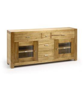 Acheter en ligne Meuble buffet en bois : Collection NATURAL