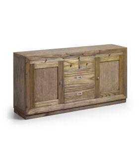 Acheter en ligne Meuble buffet en bois : Collection MERAPI