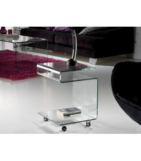 Acheter en ligne Table d'appoint : Collection GLASS