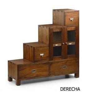 Acheter en ligne Meubles Escaliers Style Colonial : Collection FLAMINGO droite