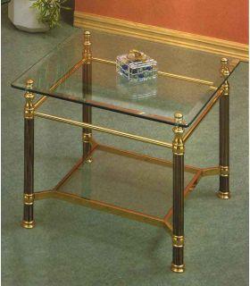 Acheter en ligne Tables d'appoint en laiton: Modèle 4066
