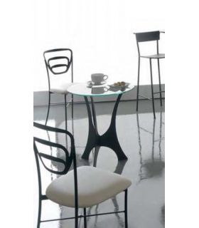 Acheter en ligne Tables d´appoint en Forge : Collection AL-ANDALUS