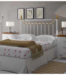 Acheter en ligne Têtes de lit el Lits en Forge et Laiton: Modèle CHAMBORD RYS