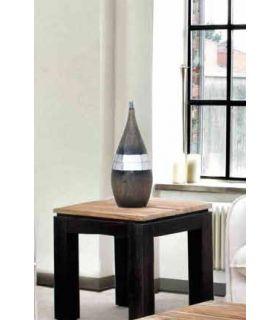 Acheter en ligne Tables d´angle en Teck : Collection AVANA