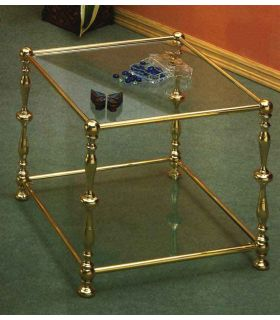 Acheter en ligne Tables d'appoint en laiton: Modèle 4052