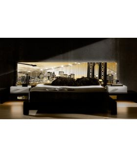Acheter en ligne Têtes de lit rétroéclairés: modèle BROOKLYN.