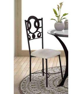 Acheter en ligne Chaises en Forge pour Salles à Manger : Collection OSLO RYS