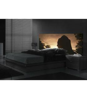Acheter en ligne Têtes de lit rétroéclairés: modèle NIGTHBUDA.